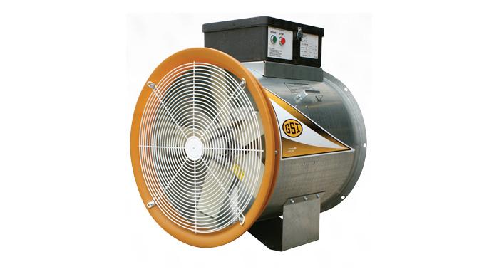Axial Fan Wentworth Ag Grain Handling Equipment Winkler