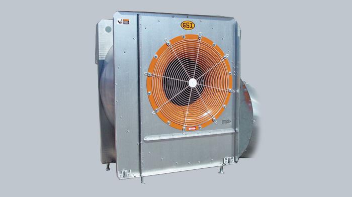 Low Speed 1750 Rpm Centrifugal Fan Wentworth Ag Grain