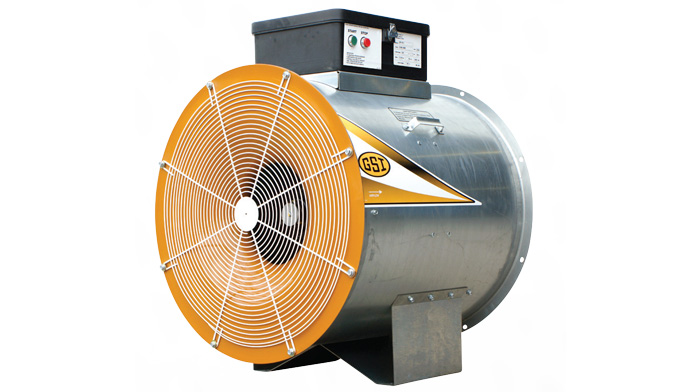Static Pressure Blower : Inline centrifugal fan wentworth ag grain handling